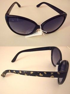 01bb482df4cb Sunglasses 176967  Baby Gap Toddler Girl Black Cateye Heart Sunglasses Nwt!  -  BUY IT NOW ONLY   24.99 on  eBay  sunglasses  toddler  black  cateye   heart