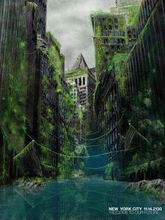 Ruin by cocco91.deviantart.com on @deviantART