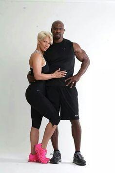 Ideas for sport men style james darcy Fit Couples, Famous Couples, Couples In Love, Dope Couples, Fitness Couples, Black Love, Black Is Beautiful, Black Men, Black Celebrity Couples