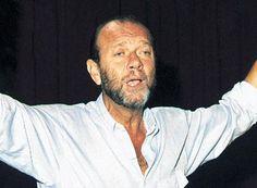 Γιώργος Μούτσιος (1932 – 2012): Έλληνας ηθοποιός και τραγουδιστής, με κλασική μουσική παιδεία... Old Greek, Actor Studio, Biography, Actors & Actresses, Evolution, Gentleman, Greece, Nostalgia, Personality