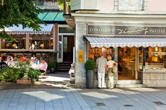 Café König, Baden-Baden
