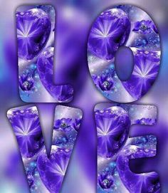 Heart Art, Love Heart, Peace And Love, Beautiful Love, Love Is Sweet, My Love, Purple Love, All Things Purple, Love Images
