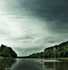 My absolute favorite of my portfolio.  Jack Gue floating down the river :)