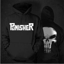 Novo 2016 Marvel Comics Punisher sem suor homens do crânio adulto com capuz da equipe casaco //Price: $US $45.59 & FREE Shipping //    #marvel