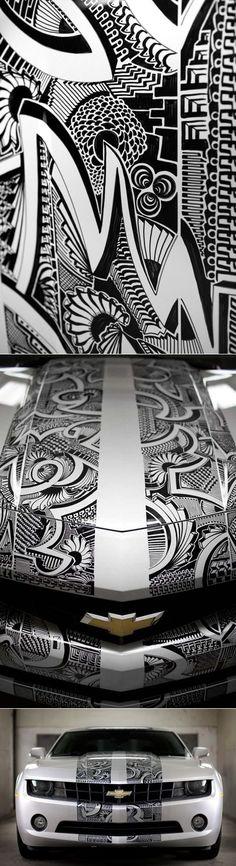 Car Custom Graphics