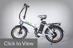 GreenBike USA Electric Motor Power Bicycle Lithium Battery Bike White >>> Details can be found by clicking on the image. Folding Electric Bike, Electric Bicycle, Electric Motor, Electric Vehicle, Battery Bike, Motorcycle Battery, Powered Bicycle, Best Electric Bikes, Bicycle Maintenance
