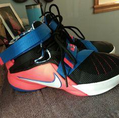 promo code 66107 767e9 Nike Shoes   Nike Lebron James Basketball Shoes   Color  Black   Size  6bb