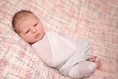 newborn baby girl, unique fine art baby portraits by Olga Klofac Professional Baby Photographer Charlestown Mayo