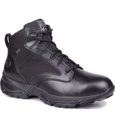 092633001 Timberland PRO Men's Valor Waterproof Work Boots - Black www.bootbay.com