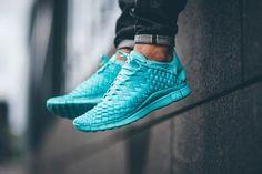 95c926604fe Nike Free Inneva Woven Tech (Light Aqua) - Sneaker Freaker