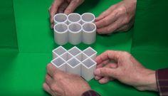 4 Illusioni sorprendenti che metteranno alla prova la vostra percezione Il blog…