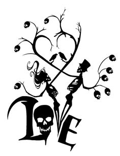 Love is light and dark Show the passionate glowing Desired so much more ©️Trisha Pieces of my Puzzle Photo credit unknown Skull Coloring Pages, Cricut Craft Room, Tattoo Outline, Silhouette Projects, Skull Art, Pyrography, Nightmare Before Christmas, Body Art Tattoos, Adult Coloring
