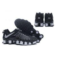 buy popular de5fe 35955 NK TLX KPU Black Silver Nz Mens Athletic Running Shoes Mens Shoes Online, Black  Silver