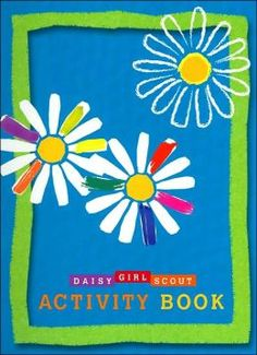 daisy girl scouts BOOK