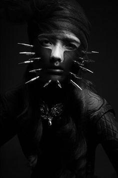 'Fraeulein Natascha' - by Oliver Rauh #gothic princess