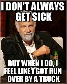 Ive been sick for a week now! Pretty sure i have the flu :(