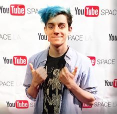 My precious baby Ethan Crankgameplays, Mark And Ethan, Markiplier, Pewdiepie, The Blue Boy, Baby Blue, Emo Kylo Ren, Spa, Youtube Gamer