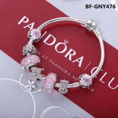 Sklep ogromny bransoletka Charm Pandora, bransoletka Pandora z urokiem i więcej w biżuterii Fine Jewelry.