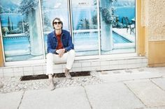Paul Smith Jeans SS14 - Paul Smith Collections