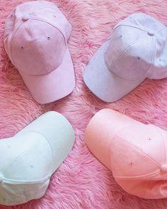 PRE-ORDER Pastel Caps