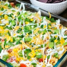 Million Layer Dip - Domestic Superhero