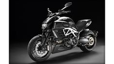 ducati diavel special edition white/black
