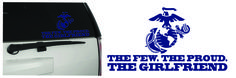 The Few. The Proud. The Girlfriend United States Marine Corps (USMC) Matte Indoor/Outdoor Vinyl Decal Sticker, MultiPurpose - For Your Auto, Wall, Window and More!    https://www.etsy.com/shop/MiaBellaDesignsWI  http://www.amazon.com/s?marketplaceID=ATVPDKIKX0DER&me=A2MSEOIVL689S1&merchant=A2MSEOIVL689S1&redirect=true