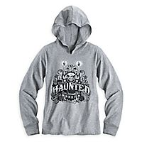 The Haunted Mansion Hoodie Tee for Boys