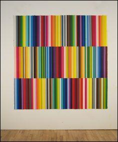 Polly Apfelbaum - rainbow park 3