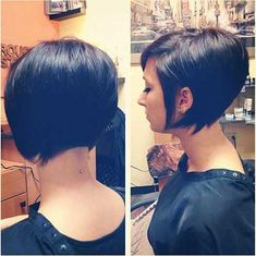 20 Short Bob Hairstyles for Thick Hair | The Best Short Hairstyles ...