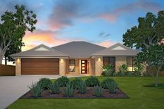 GJ Gardner Home Designs: Freshwater 264 Facade Option 2. Visit www.localbuilders.com.au/builders_south_australia.htm to find your ideal home design in South Australia