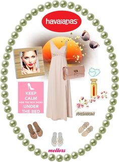 """""""Create #instantjoy with Havaianas"""" by mellors ❤ liked on Polyvore"""