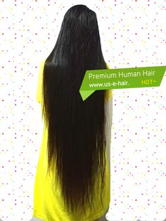 HAIR Donor has More than 40inch hair.  The Hair never been colored, never been permed.  Our factory offer The Best human hair! Retail or wholesale hair,  www.us-e-hair.com Whatsapp: +8618753353312 Malaysian hair, indian hair, virgin hair, brazilian hair, peruvian hair.