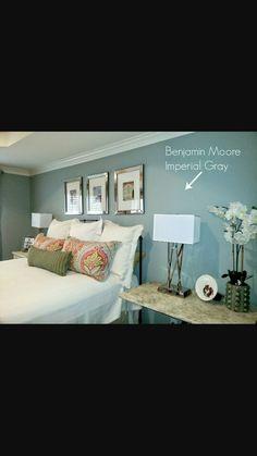 Benjamin Moore - imperial gray