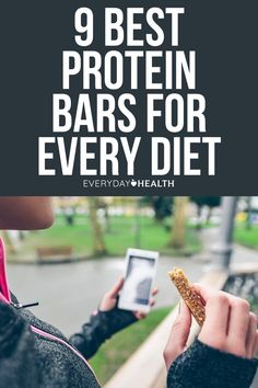 Protein-on-the-go products are usually just sugary candy bars in disguise. Unwrap the health-food hype, and stick to these nutritionist-approved options.