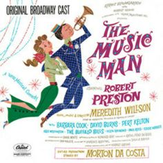 The Music Man-Original Broadway Cast