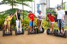 One of our favorite family adventures... segway ride!