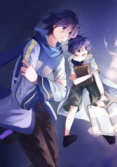 Vocaloid Kaito, Kaito Shion, Iroha, Drawings, Yamaha, Artist, Anime, Image, Friends