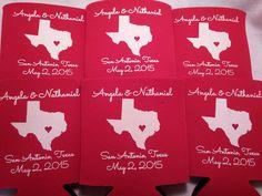 Texas Wedding By Odyssey Custom Designs