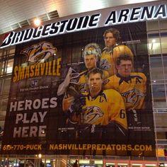 Nashville Predators!