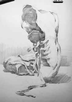 by on deviantART Step 3 Drawing Sketches, Pencil Drawings, Art Drawings, Drawing Ideas, Sketching, Observational Drawing, Ap Studio Art, Object Drawing, Still Life Drawing