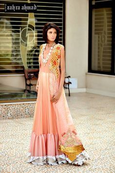 #Bridalgalleria #Zaraahmed #Embroidery #Bridaldresses #Weddingdresses Collection #pakistanfashionbrands For More Visit: http://wp.me/p5lLAb-1WA