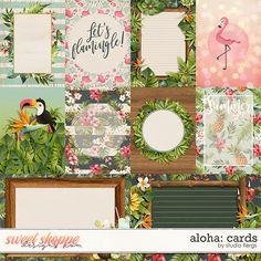 Aloha: CARDS by Stud