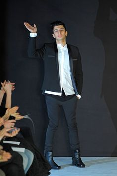 RAD by Rad Hourani Fall 2012 Menswear Collection Photos - Vogue