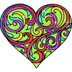 Valentines Day Coloring, Tribal Tattoos, Mosaics