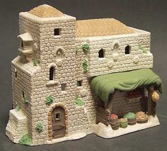 Little Town Of Bethlehem by Department 56