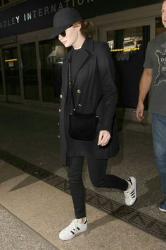 At LAX airport | Los Angeles | December 19 2016