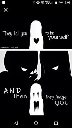 Anime and Manga Fandom - Cute Quotes Sad Anime Quotes, Manga Quotes, Drawing Quotes, Image Citation, Dark Quotes, Edgy Quotes, Depression Quotes, In My Feelings, True Quotes