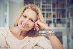 Stock Photo : Portrait of a confident woman