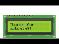 How to Control LCD Displays | Arduino Tutorial - YouTube